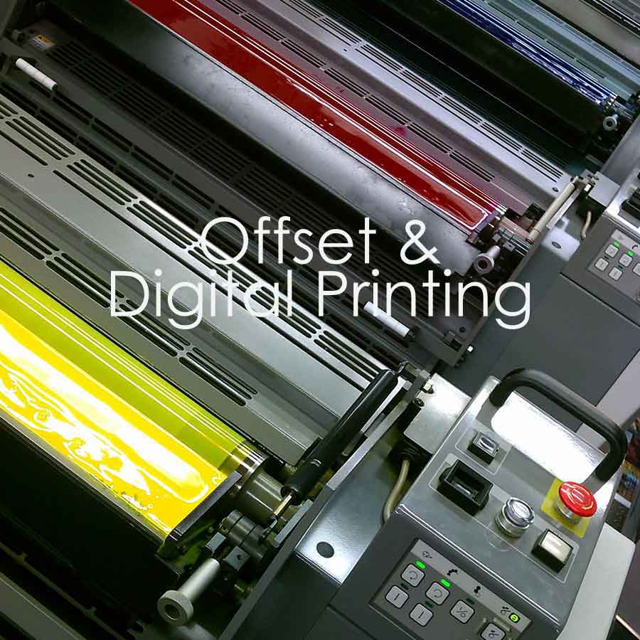 Offset and Digital Printing, Cox Printers